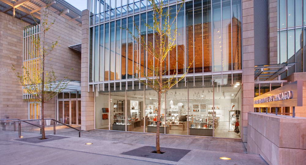 Art Institute of Chicago, Main Store, Modern Wing