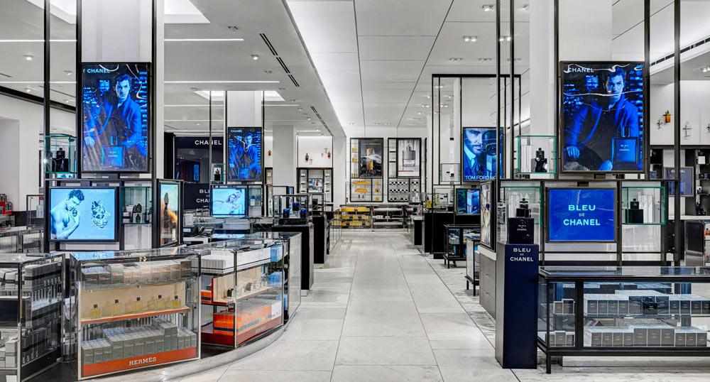 World Retail Design Macy S Herald Square Men S Department