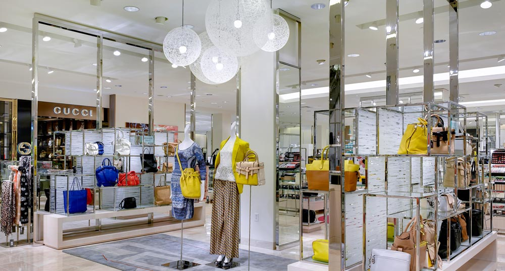 Neiman Marcus Broadway Plaza Walnut Creek Retail Design